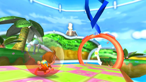 Super Monkey Ball Rolling onto the PS Vita?