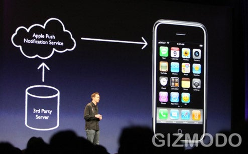 """iPhone 2.1 Beta 4 Seeded, Apple Removes Push Notification """"For Further Development"""""""