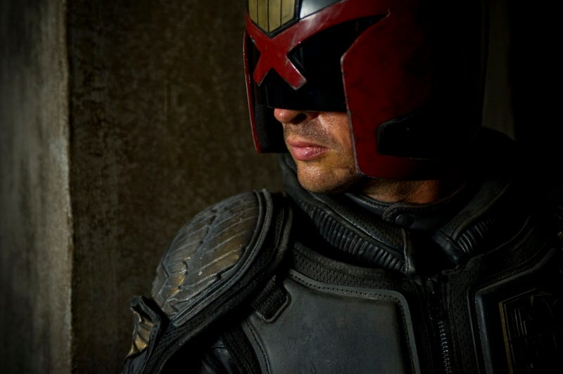 All the New and Recent Dredd Photos