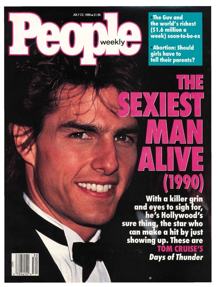 The Curse Of People's Sexiest Man Alive
