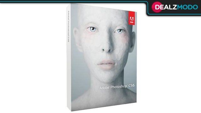 A Legal Copy of Photoshop CS6 Is Your Deal of the Day