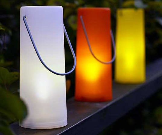 Ikea's Summer Solar Lights Are Pleasant Looking