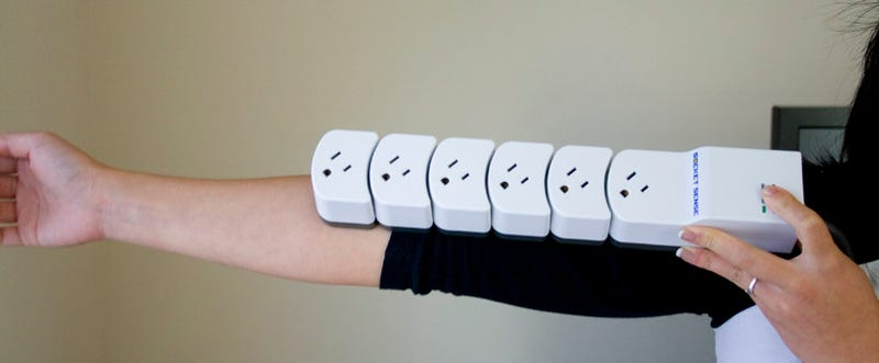Ideative's Socket Sense Power Strip Lightning Review