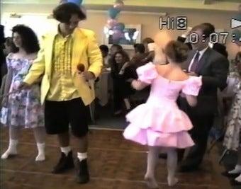 See Paul Rudd As A Bat Mitzvah DJ In 1992