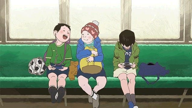 The Spring 2014 Anime Season in Gaming Gifs