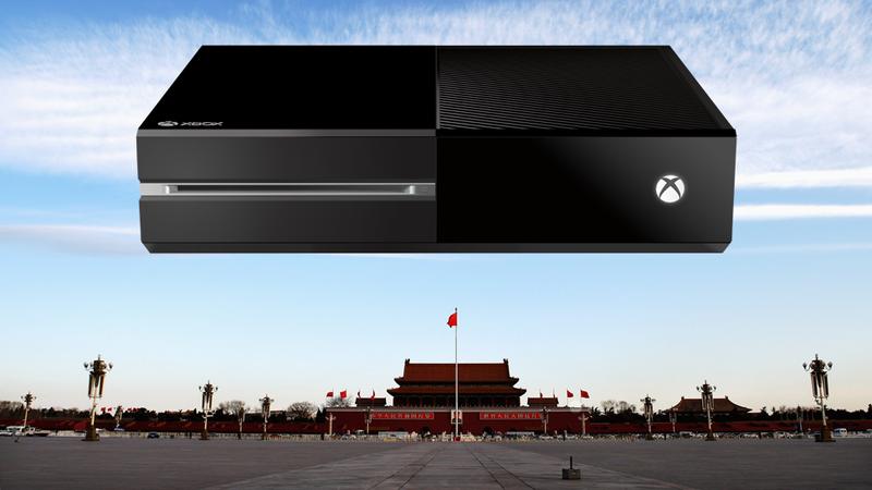 Chinese CEO: China To Get Xbox One In Late 2014