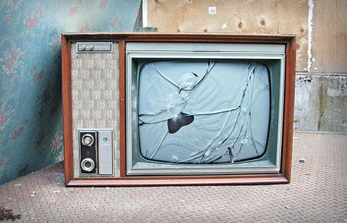 TV Makers Get Abysmal Grades For E-Waste Recycling Programs