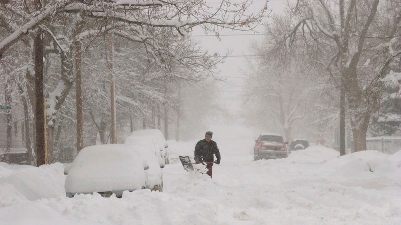 Two Dead After Second Winter Storm in Days Blasts Central U.S.