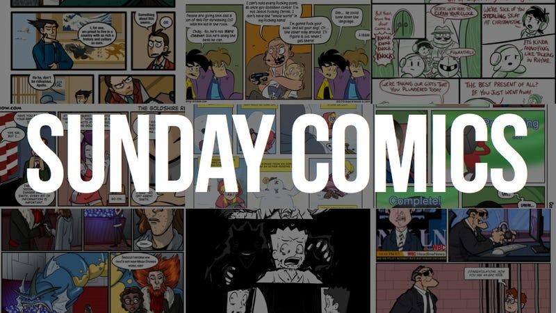 Sunday Comics: World of Spycraft