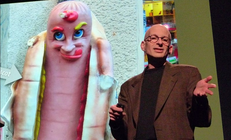 Seth Godin Is Revolutionizing the Annoying Book Business