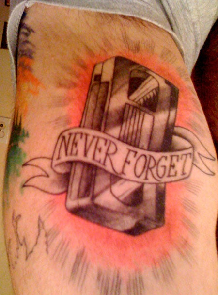 Vintage Gadget Tattoos