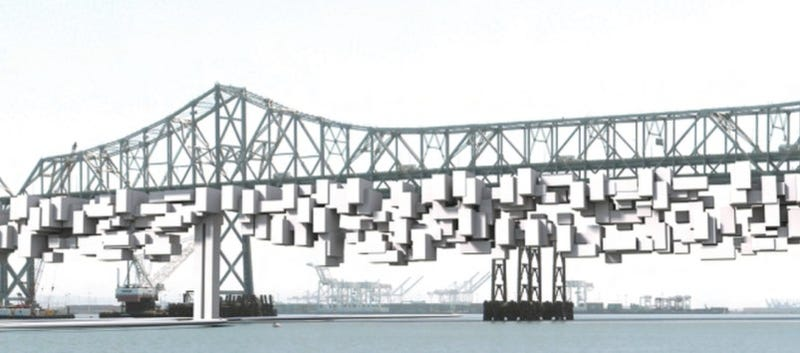 """William Gibson's Bridge City in """"Virtual Light"""" Could Become Real"""