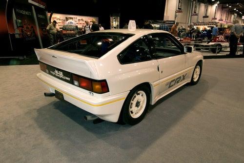 1984 Mugen CRX Prototype