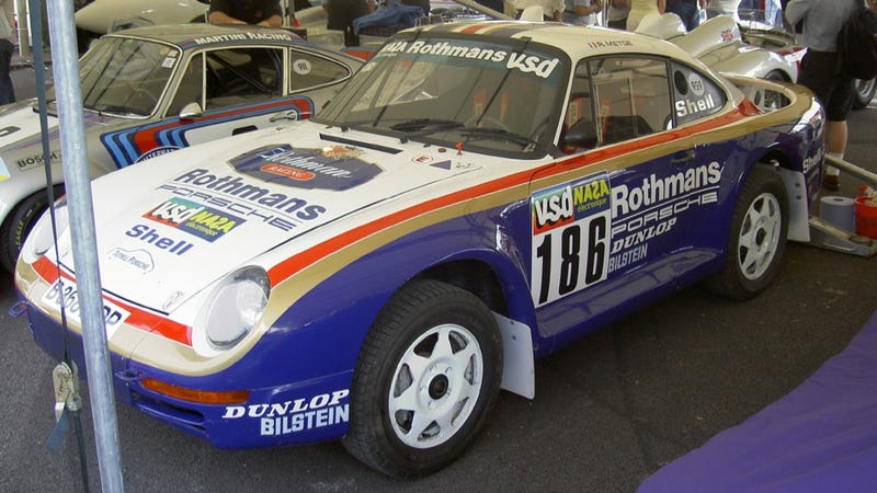What's The Craziest Unlikely Rally Car?