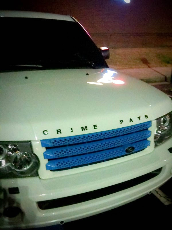 The Most Honest Range Rover In The World