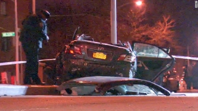 Suspect in Fatal Hit-and-Run Accident Turns Himself In, Says He Was Being Shot at During Crash