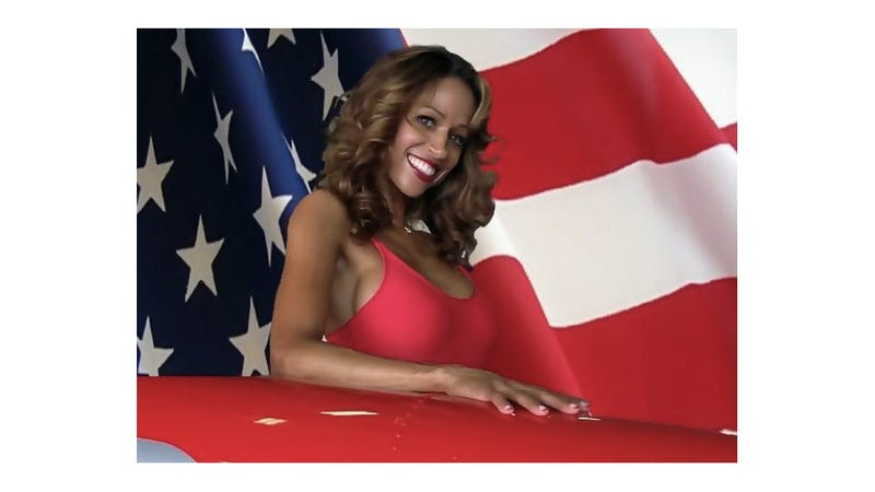 Stacey Dash, Republicans' Latest Golden Unicorn