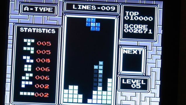 Scenes* From the Upcoming Tetris Movie, Which Is a Totally Real Thing