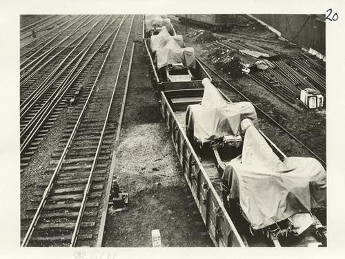 The New York Library's Digital Photo Archive: Spills! Chills! LaGuardia!