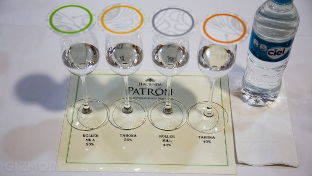 How Patrón Uses Big-Ass Rocks to Make Delicious Tequila