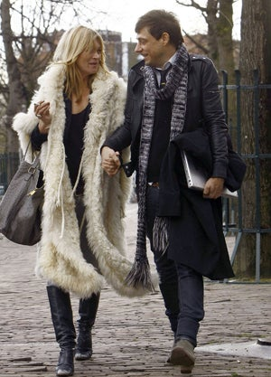 Is Kate Moss Getting Married?