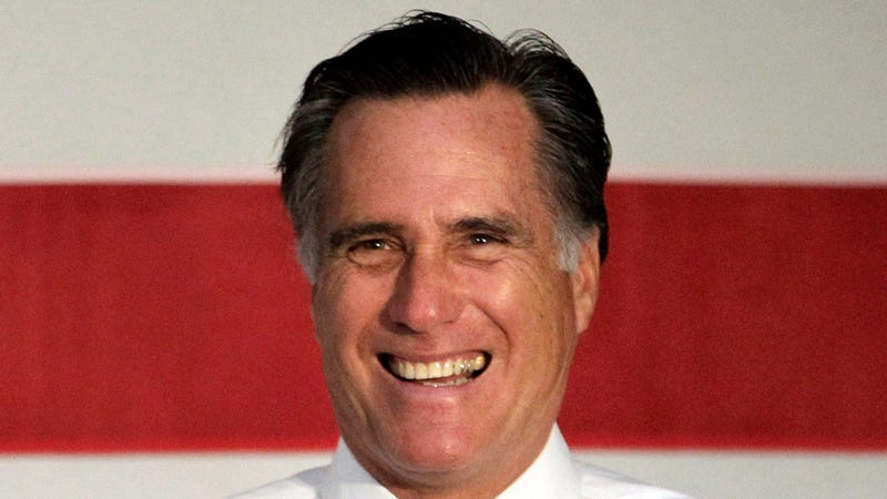 Why Can't 1994 Mitt Romney Run for President?