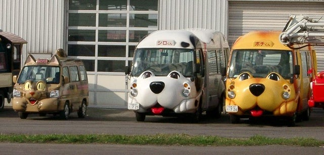 These Real Totoro Catbuses Will Delight You