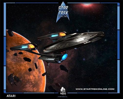 Want Star Trek Online Beta Access? Play Champions