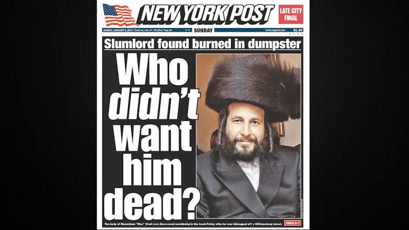 The New York Post Is Sorry It's Not Sorry