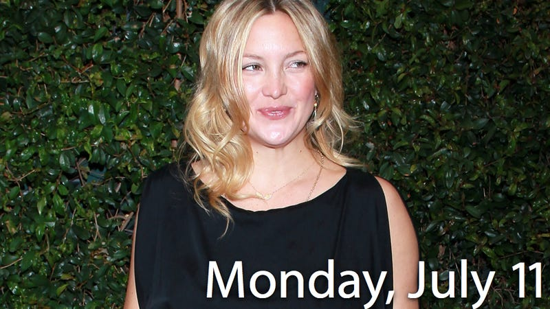 Kate Hudson Proves Pregnancy Pendulum Test Totally Inaccurate