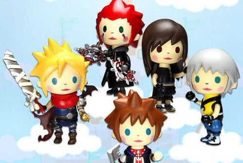 Kingdom Hearts Figures Might Be Too Damn Cute