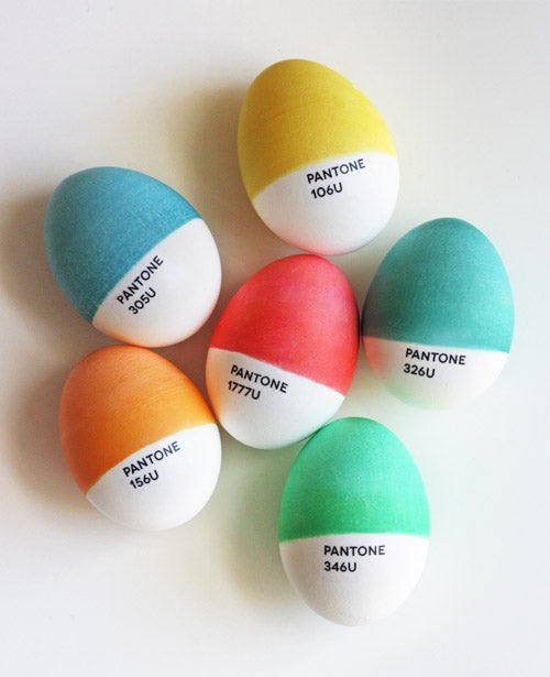 Easter Eggs So Cool Even a Design Nerd Could Love Them