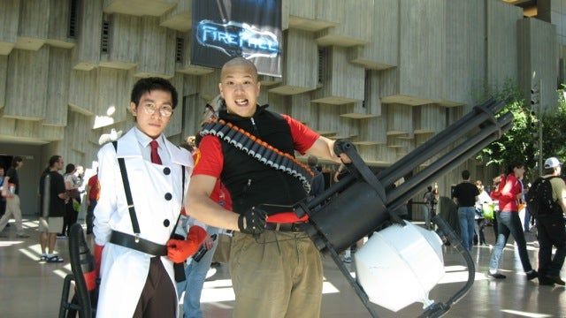 The Cosplay of PAX 2011: Day Two