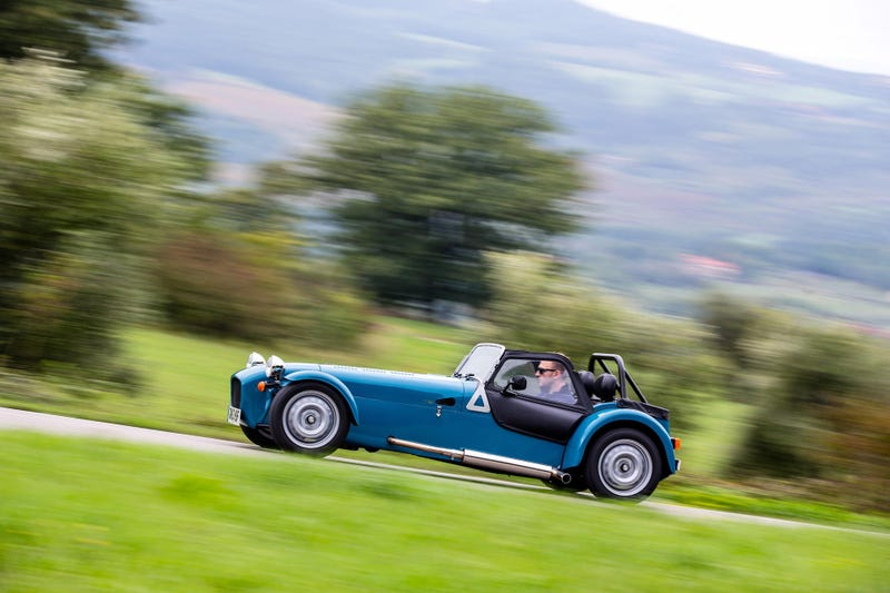 The Caterham 160 Is Cheap, Quick, Efficient, Perfect