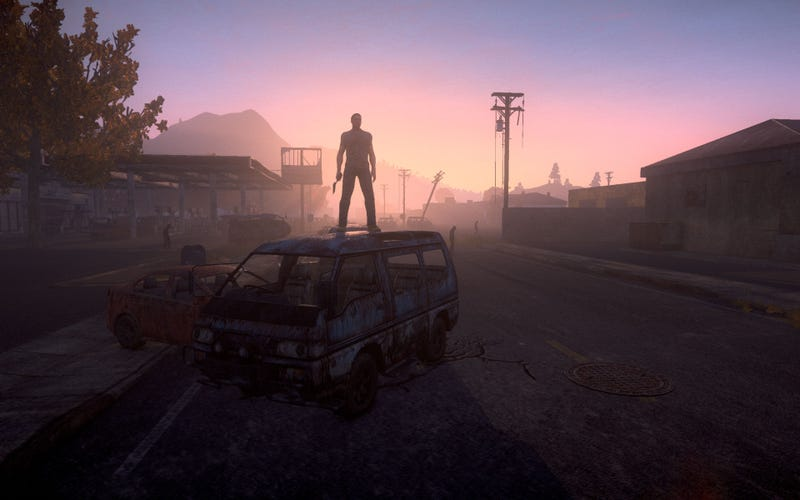 Sony Is Making A Zombie MMO