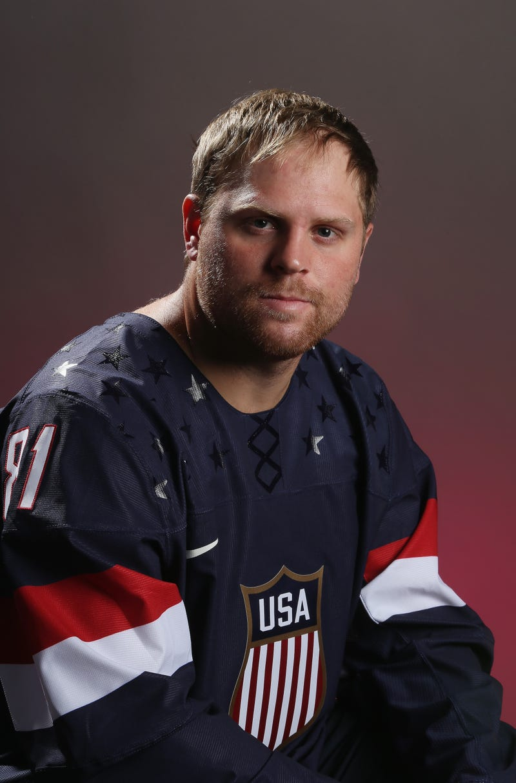The Face Of USA Hockey