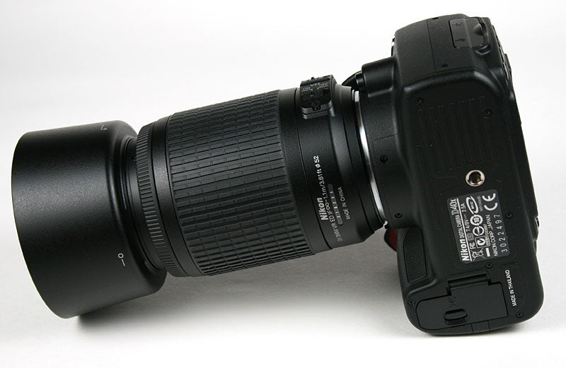 Nikon D40x Hands-On: Potent Power, Petite Price