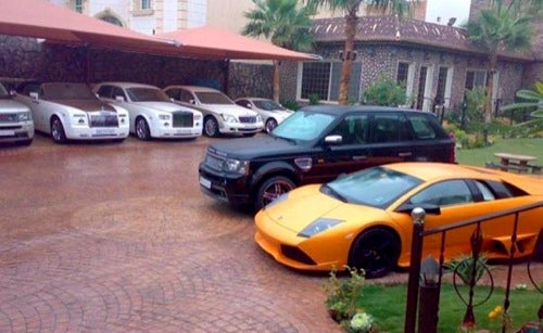 Meet the 21-Year-Old Student With 30 Supercars