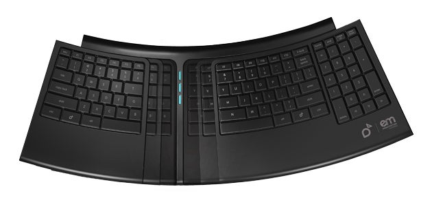 Need Ergonomic Typey-Times? Smartfish's Engage Keyboard Will Do the Trick