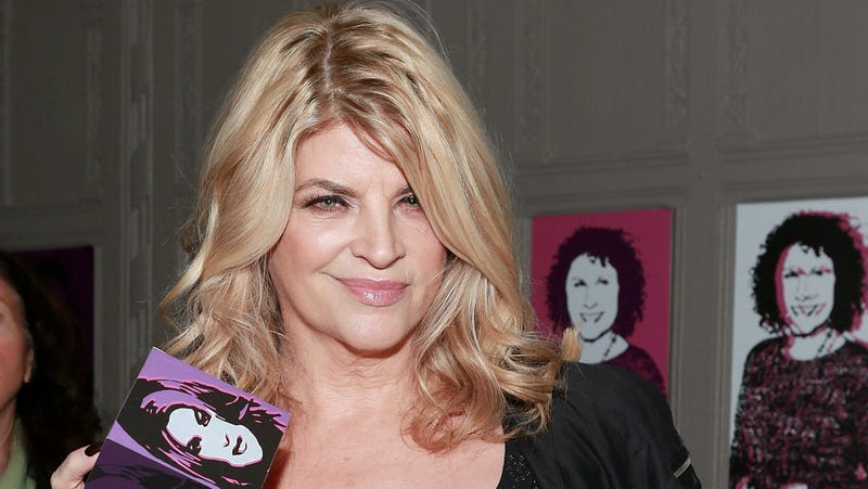 Kirstie Alley Wants You to Literally Follow Some Other Literal Idiot