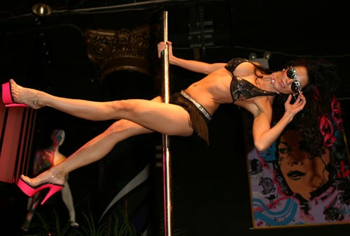 Meet the Pole-Dancing Wife of Alleged Hollywood Ponzi Schemer Ken Starr
