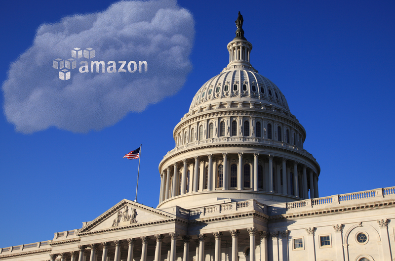 Amazon: The Official Cloud Server of the US Government