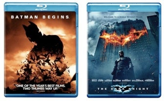 Dealzmodo: Get Dark Knight, Batman Begins Discs With Denon Blu-ray Players
