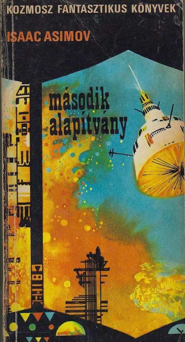 Classic Science Fiction Book Covers from Hungary Are Mind-Blowing