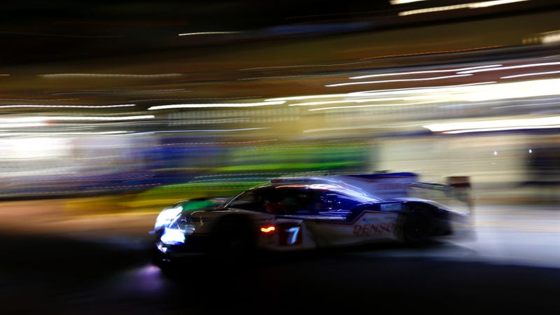 How To Watch (And Stream) The 2014 24 Hours Of Le Mans