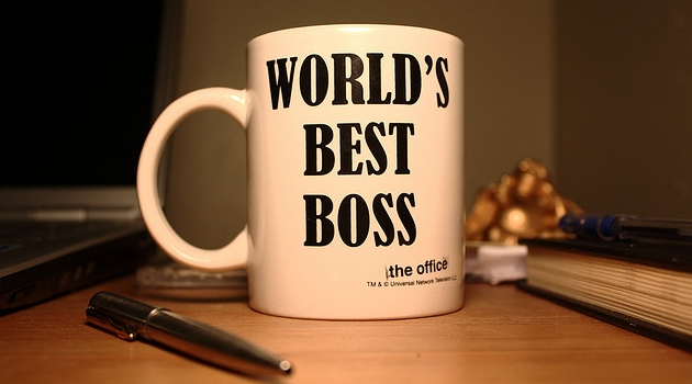 An Argument Against Giving Your Boss a Holiday Gift