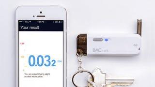 Get 20% Off BACtrack's Bluetooth Vio Smart-Breathalyzer (Exclusive)
