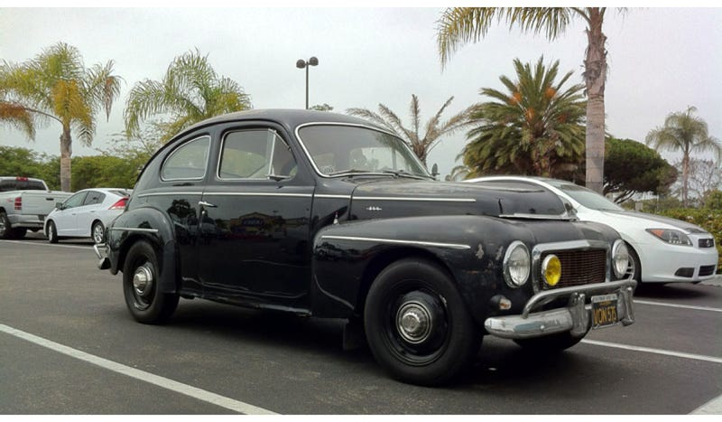 The Volvo PV544 Will Never Die