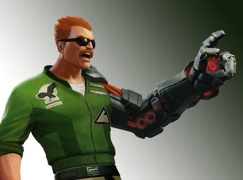 Bionic Commando Rearmed 2 Characters