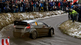 Rallye Monte Carlo Was Shortened Because Holy Crap Crazy Fans Everywhere